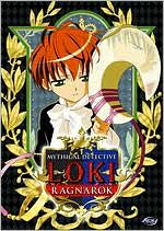 Mythical Detective Loki Ragnarok 1: God & Detect
