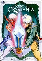 Legend of Crystania: Complete Collection / (Sub)