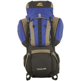 Alps Mountaineering 422026 Cascade - 5200 Pack
