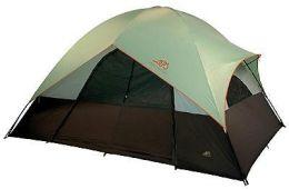 Alps Mountaineering 5741639 Meramac 2 Room - Sage-Rust
