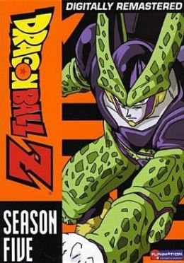 Dragonball Z: Season Five