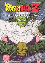 Dragonball Z: Imperfect Cell - Discovery