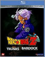 Dragon Ball Z: Bardok / Trunks Double Feature