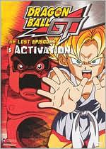 Dragon Ball Gt 5: Lost Episodes - Activation