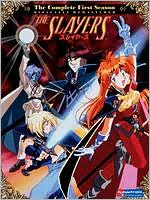 Slayers 1 (4pc)