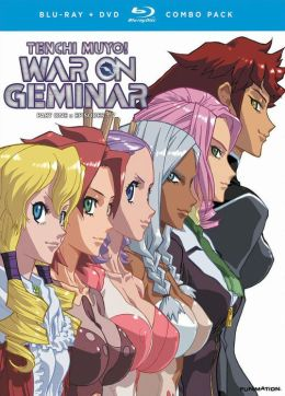 Tenchi Muyo War On Geminar: Part 1