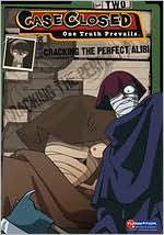 Case Closed 2: Season 2 - Cracking the Perfect Alibi