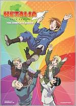 Hetalia: Axis Powers Complete Series
