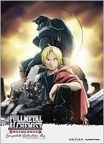 Fullmetal Alchemist Brotherhood: Collection 1