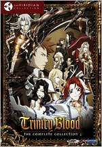 Trinity Blood: the Complete Collection