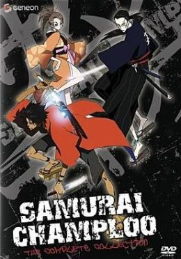 Samurai Champloo - The Complete Collection