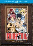 Video/DVD. Title: Fairy Tail: Collection Two
