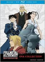 Fullmetal Alchemist Brotherhood Ova Collection