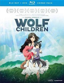 Wolf Children (Blu-Ray+Dvd) (Collector's Edition)