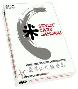 Seven Card Samurai