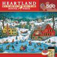 Product Image. Title: Rosealia's New Skates - Heartland 500pc