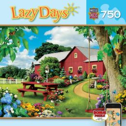 Picnic Paradise - Lazy Days 750pc
