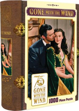 Gone with the Wind - Book Box Puzzle