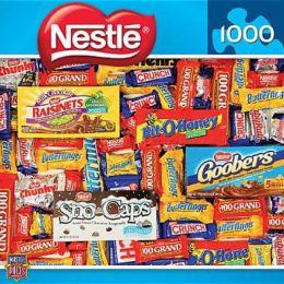 Nestle Chocolates - 1000pc Puzzle