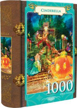 Cinderella - Book Box Puzzle
