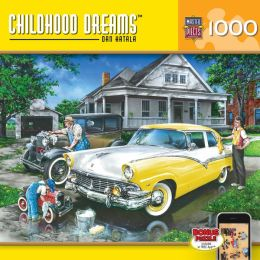 Three Generations - Childhood Dreams