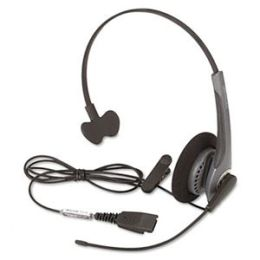 Jabra GN 2010STNB SoundTube Over-the-Head Standard Telephone Headset, EA - JBR2003320105