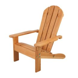 Adirondack Chair - Honey