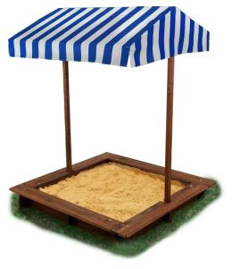 Kidkraft 4 x 4 Outdoor Sandbox
