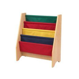 Sling Bookshelf - Primary Colors