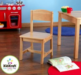 Aspen Single Chair - Natural