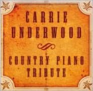 Carrie Underwood Country Piano