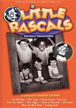 Little Rascals: Collector's Edition Iii