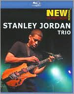Stanley Jordan Trio: New Morning - The Paris Concert