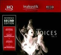 Reference Sound Edition: Great Voices, Vol. 2