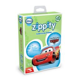 LeapFrog Zippity Learning Game: DisneyPixar Cars