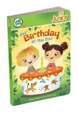 Tag Junior Book: Our Birthday at the Zoo