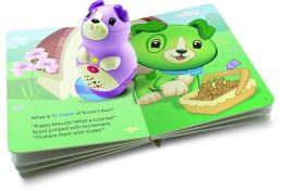 LeapFrog  LeapReader Junior Book Pal  Violet