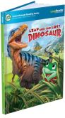Product Image. Title: LeapFrog LeapReader Book: Leap and the Lost Dinosaur (works with Tag)