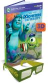 Product Image. Title: LeapFrog LeapReader 3D Book: Disney Pixar Monsters University (works with Tag)