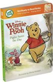 Product Image. Title: LeapFrog LeapReader Junior Book: Disney's Winnie the Pooh: Piglet Saves the Day (works with Tag Junior)