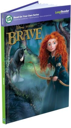 LeapFrog LeapReader Book: Disney·Pixar Brave (works with Tag)