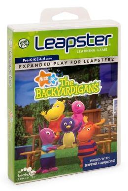 LeapFrog Leapster Learning Game: Backyardigans