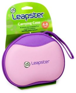 LeapFrog Leapster Accessory: Pink Carrying Case