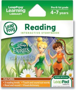 LeapFrog LeapPad Disney Fairies Ultra eBook