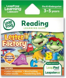 LeapFrog® Explorer Learning Game: Letter Factory