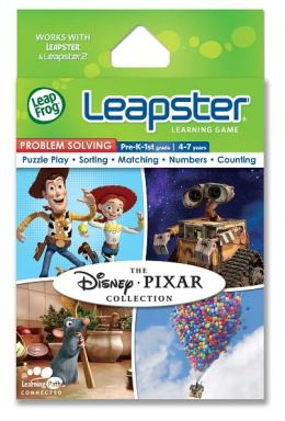 LeapFrog Leapster Learning Game: The Disney Pixar Collection