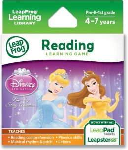 LeapFrog® Explorer™ Learning Game: Disney Princess: Pop-Up Story Adventures