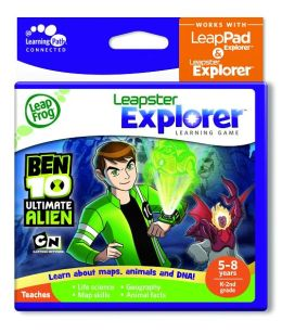 LeapFrog Explorer Learning Game: Ben 10