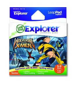 LeapFrog® Explorer™ Learning Game: Wolverine and the X-Men