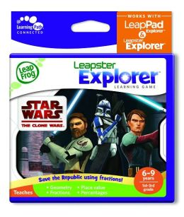 LeapFrog® Explorer™ Learning Game: Star Wars: The Clone Wars